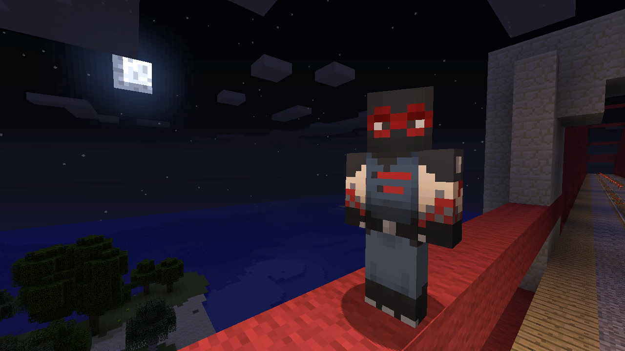 More Screens For Minecraft Skin Pack 4