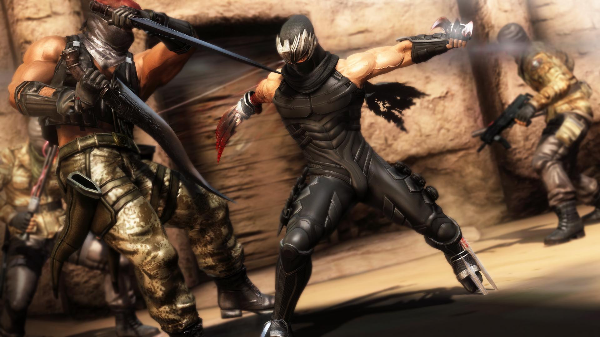 Ninja Gaiden 3 Razor S Edge Demo And Media