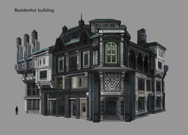 Lightning Returns Ffxiii Screens And Concept Art
