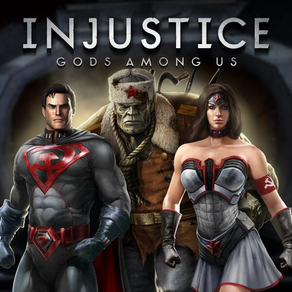 Injustice gods among us red son dlc dated voltagebd Gallery