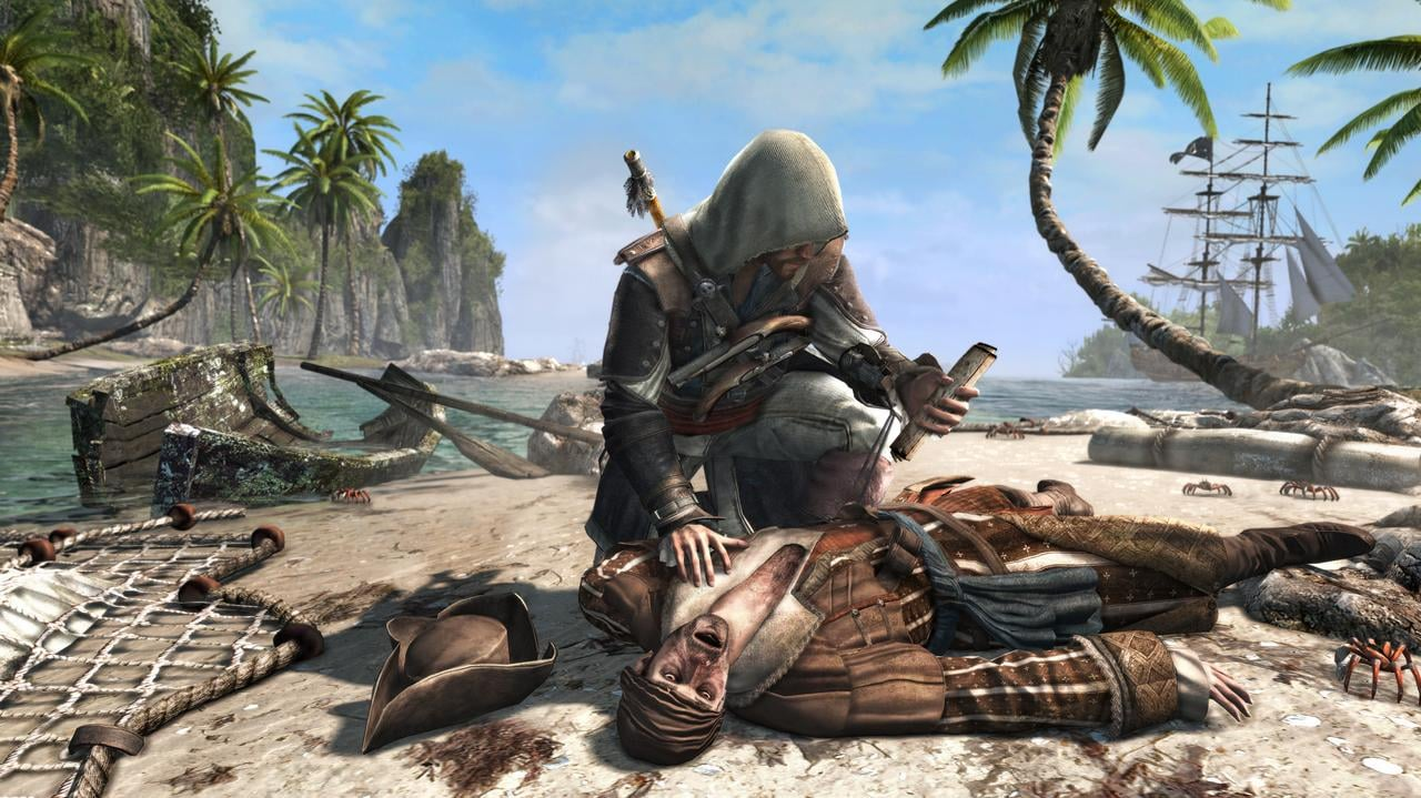 Second take ubisofts open worlds black flag the best open world pirate game ever made gumiabroncs Choice Image