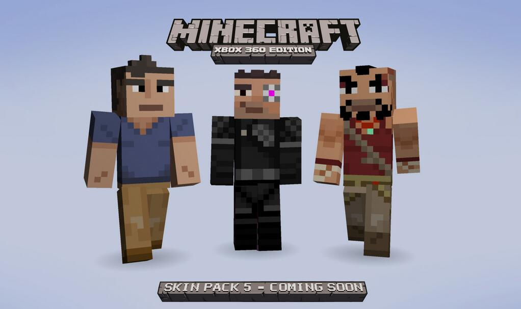 Far Cry 3 Characters Join Minecraft S Skin Pack 5