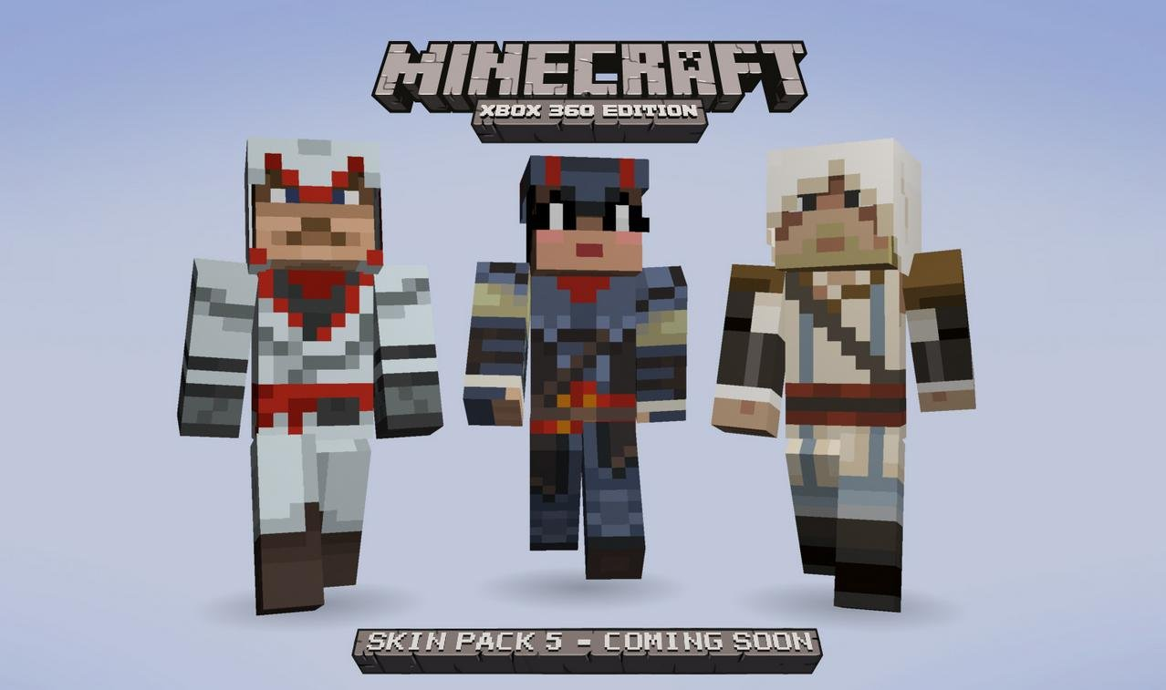 Minecraft Spielen Deutsch Skin Para Minecraft Pe De Assassins - Skin para minecraft pe de assassins creed