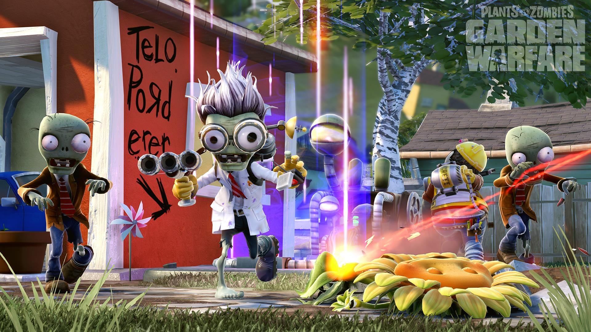 Plants vs zombies garden warfare - Plants vs zombies garden warfare videos ...