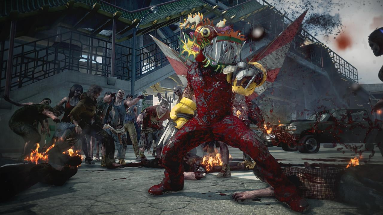 Dead rising 3 co op super combo weapons and more dead rising 3 is a launch title for the xbox one and will be released on november 22nd malvernweather Gallery
