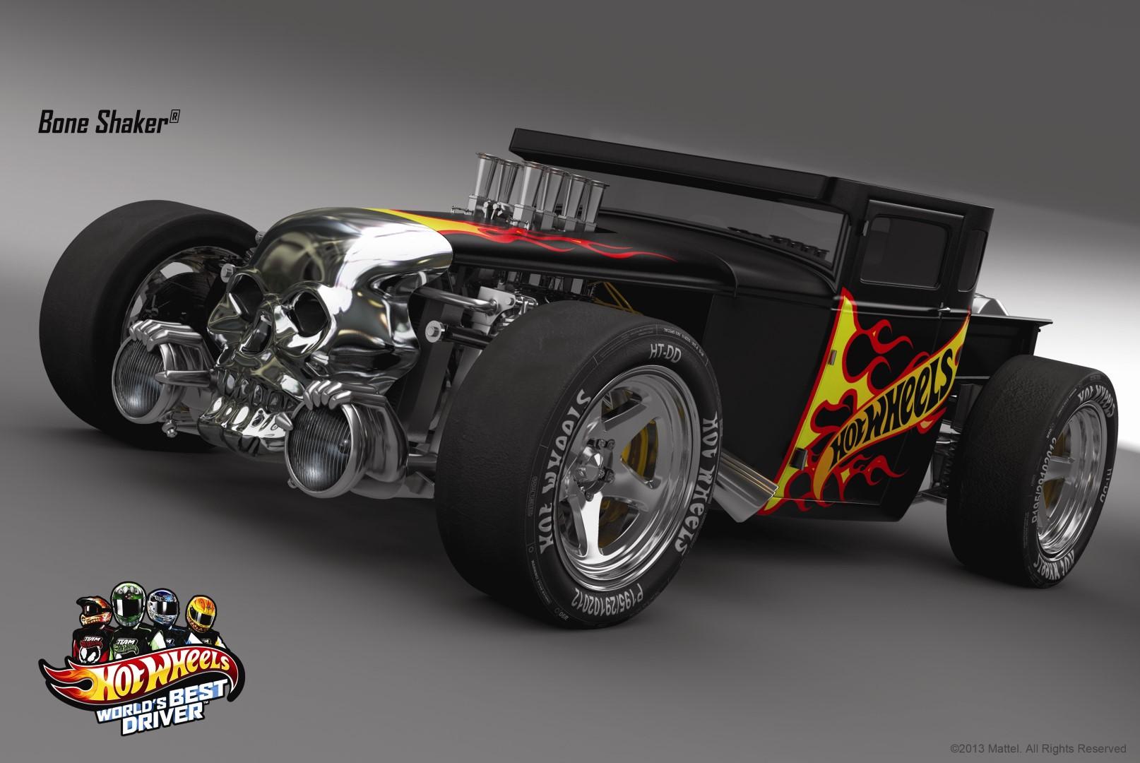 hot wheels world 39 s best driver gets launch trailer. Black Bedroom Furniture Sets. Home Design Ideas