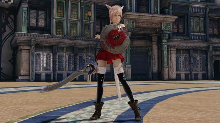 Lightning Returns: FFXIII Gets Crossover Costume