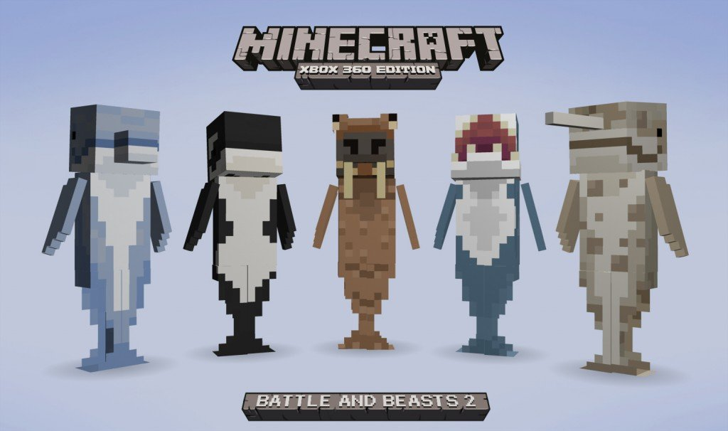 minecraft 2nd birthday skin pack download