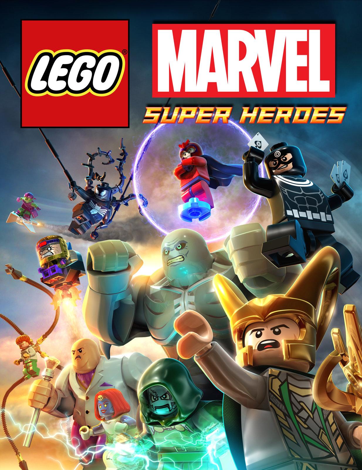 lego marvel superheroes q a panel and screens. Black Bedroom Furniture Sets. Home Design Ideas