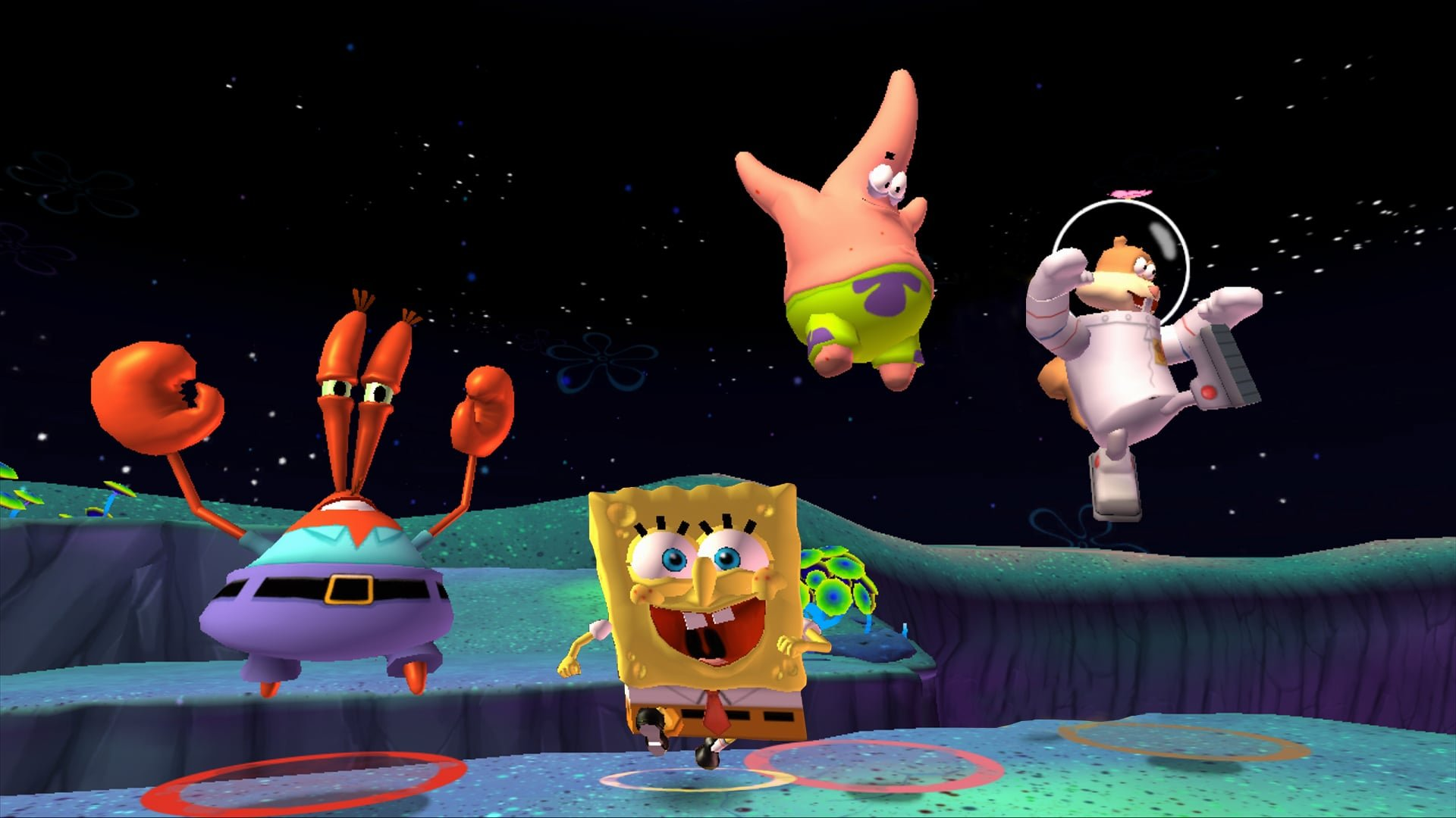 latest spongebob game out now in europe