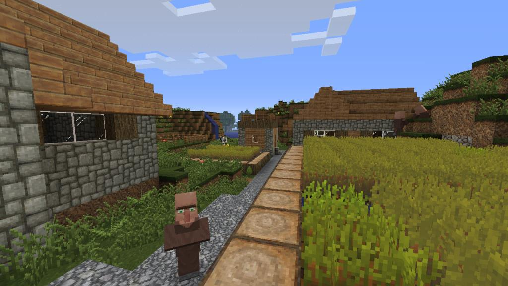 Minecraft Xbox  Natural Texture Pack Download Free