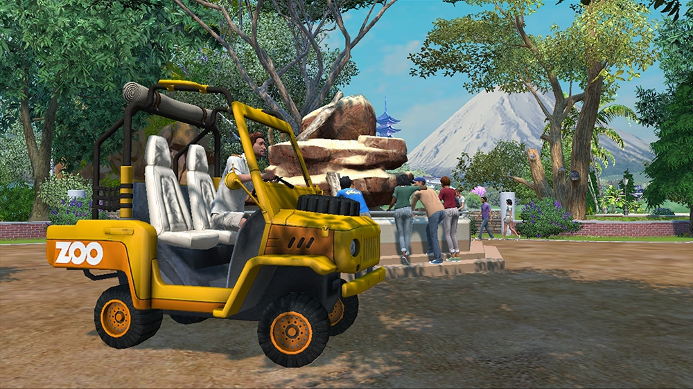 Zoo Tycoon Screens Focus on the Cute & Furry