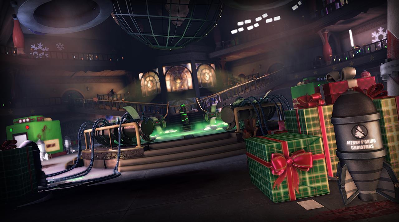 Saints Row IV Will Save Christmas