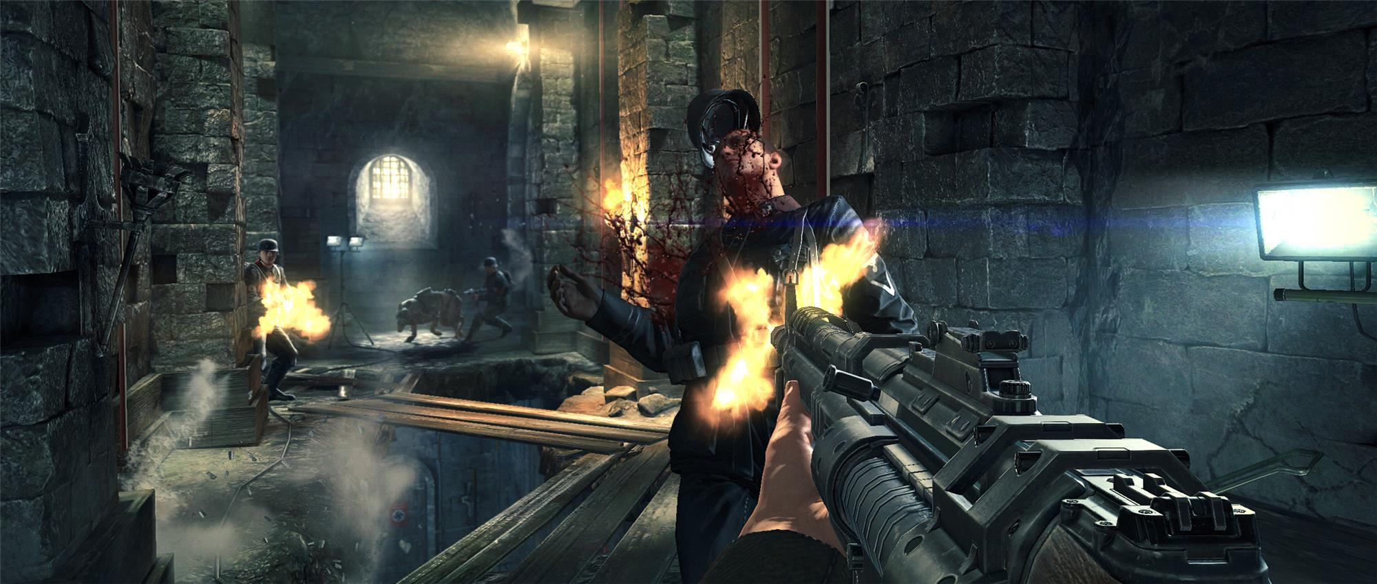 Wolfenstein: The New Order New Images Released