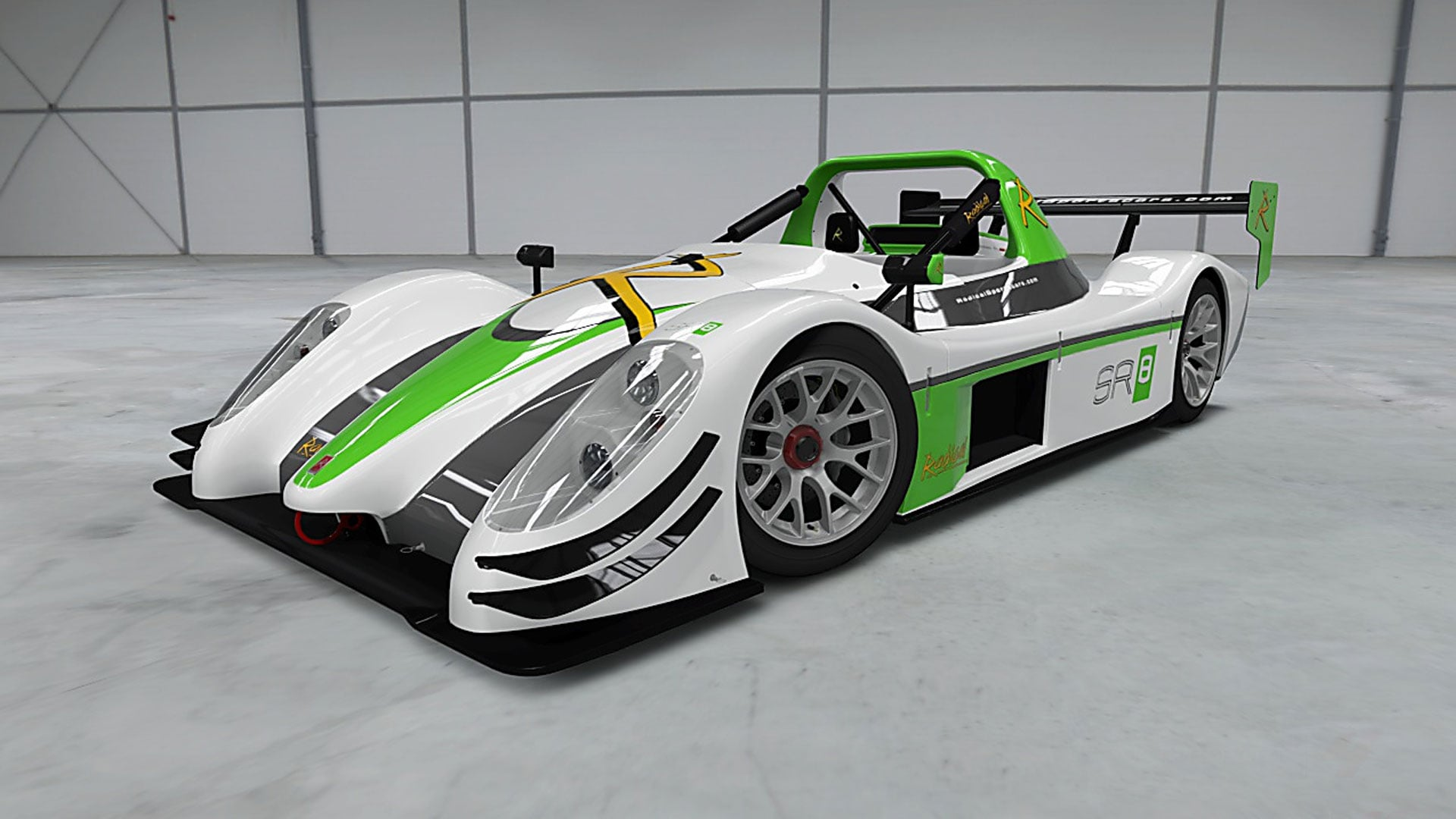 Three Radicals Joins Project CARS