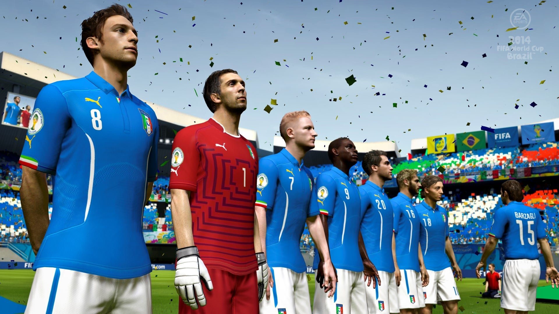Fifa world ea sports mgmt fifa 11