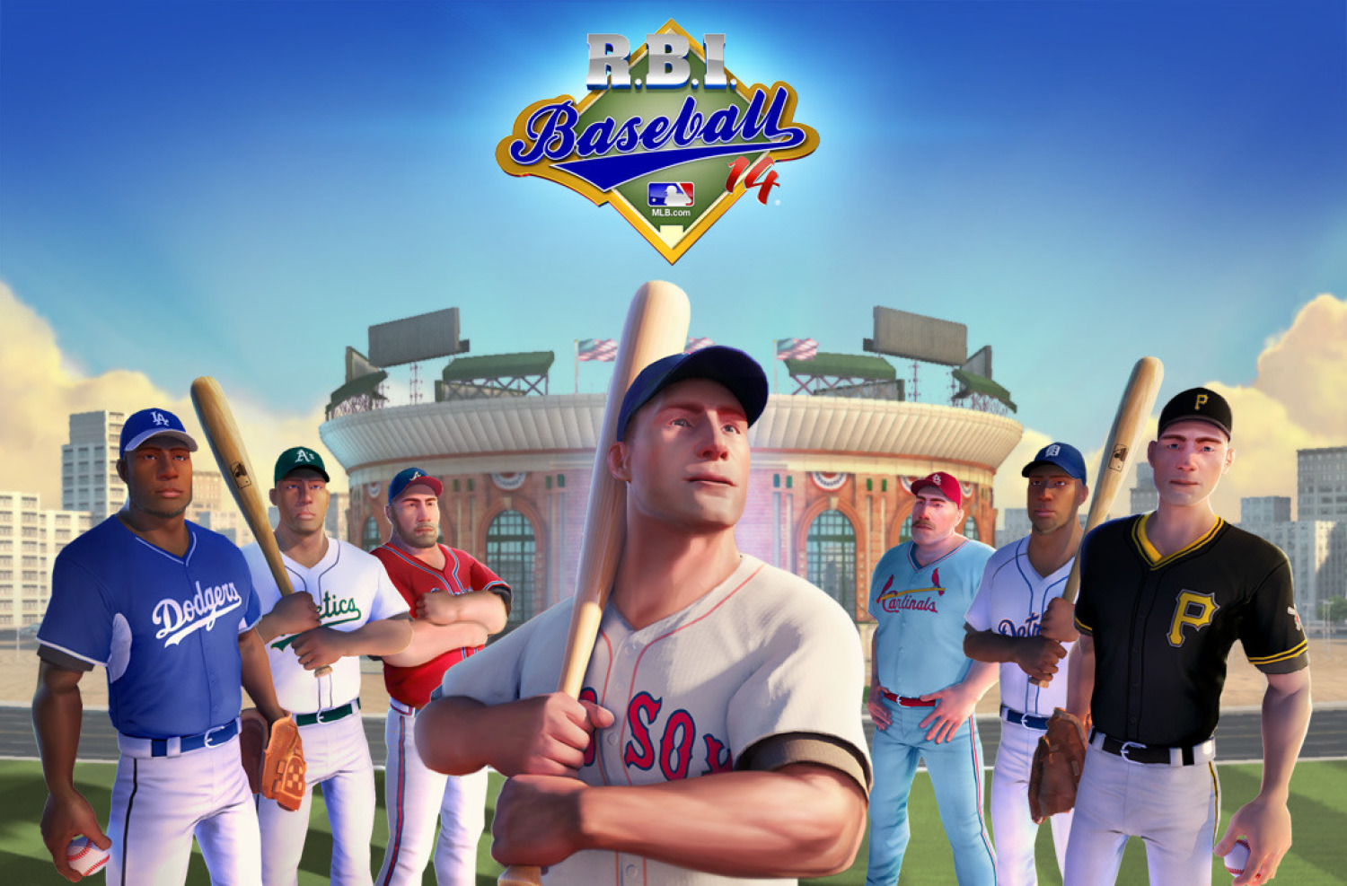new screens and details on r b i baseball 14
