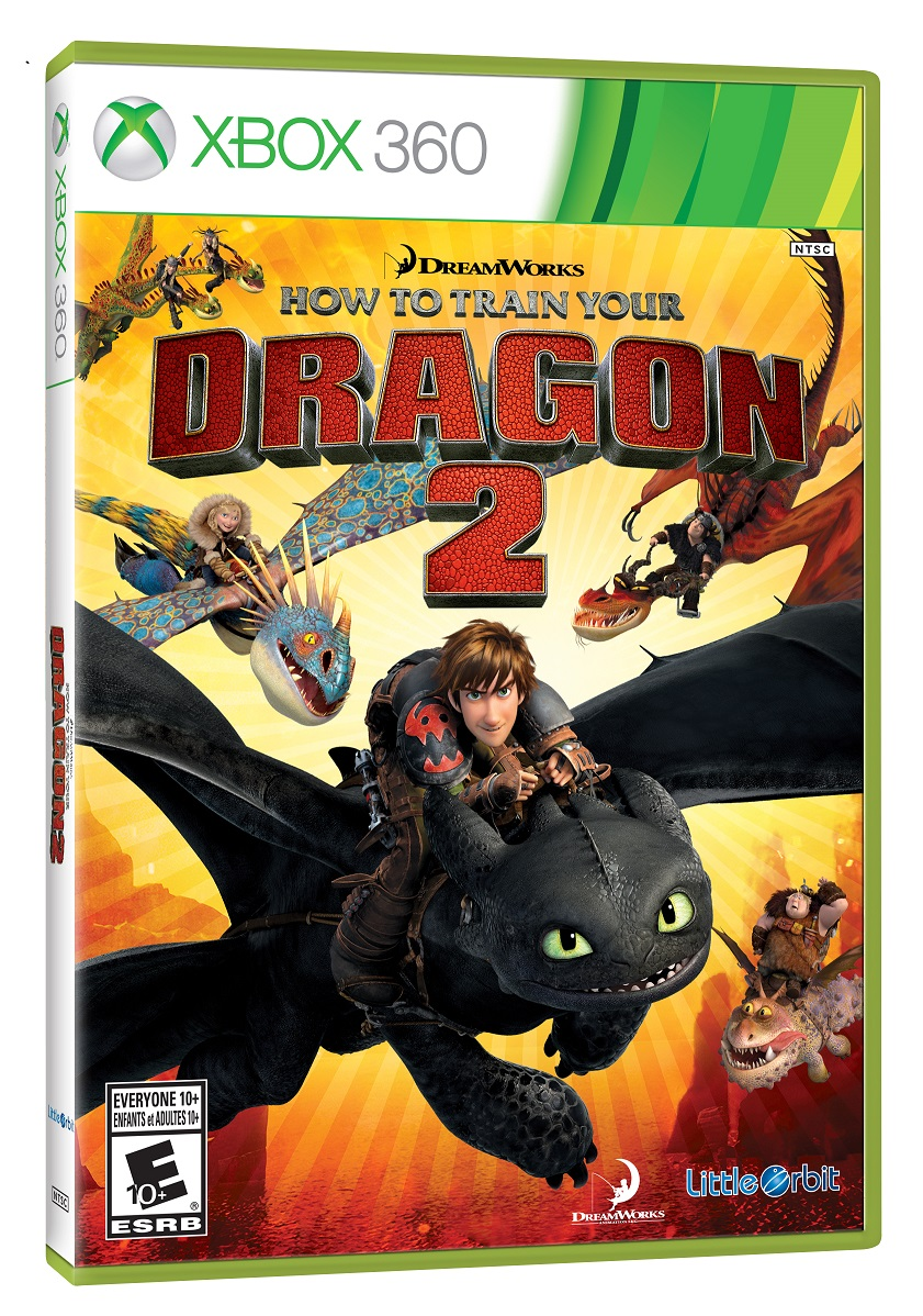 how to train your dragon films in order