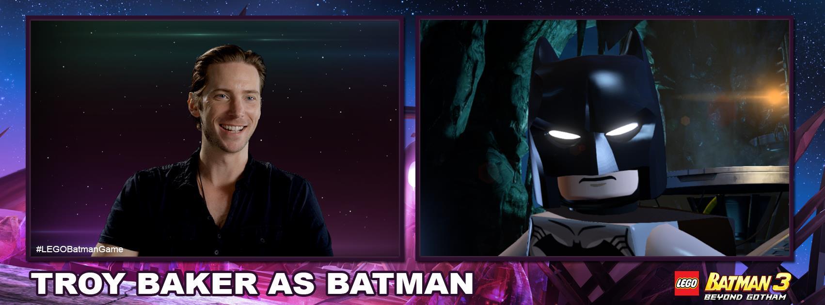 LEGO Batman 3 Cast Details & Many, Many Screens