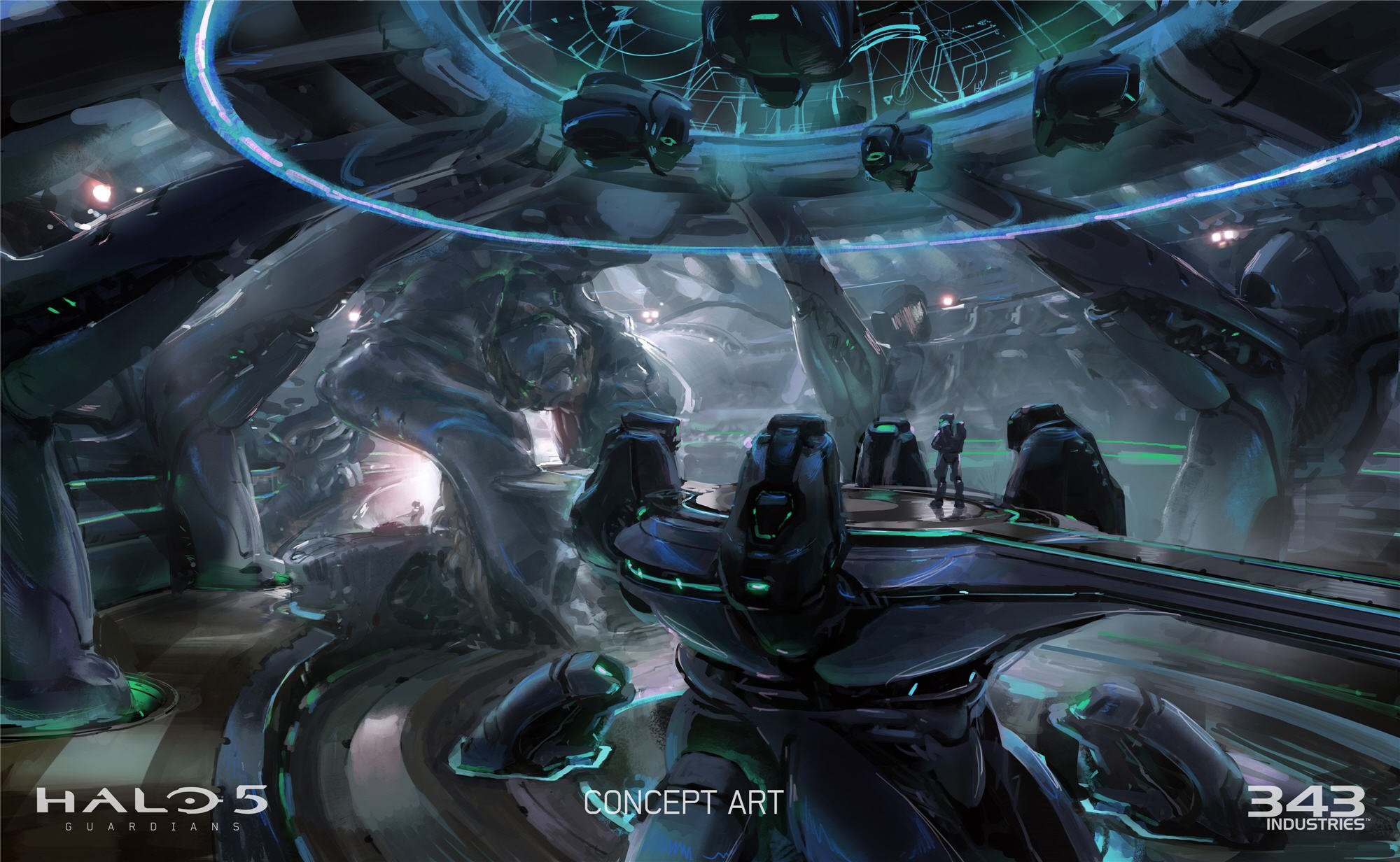 Halo 5: Guardians Multiplayer Beta Announced
