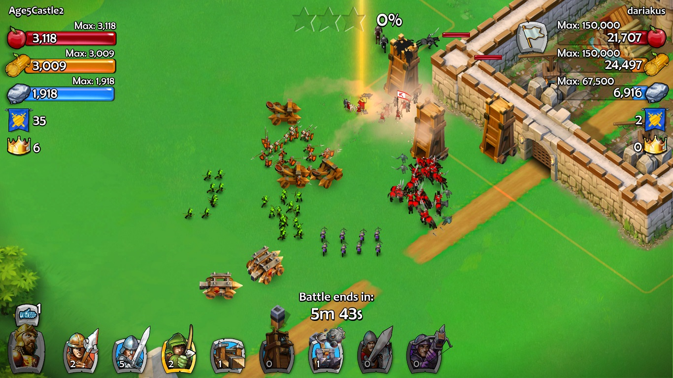 Castle siege age of empires how to beat historical challenge - Historical Figures Such As Richard The Lionheart And Charlemagne Can Be Unlocked And Called Upon To Fight