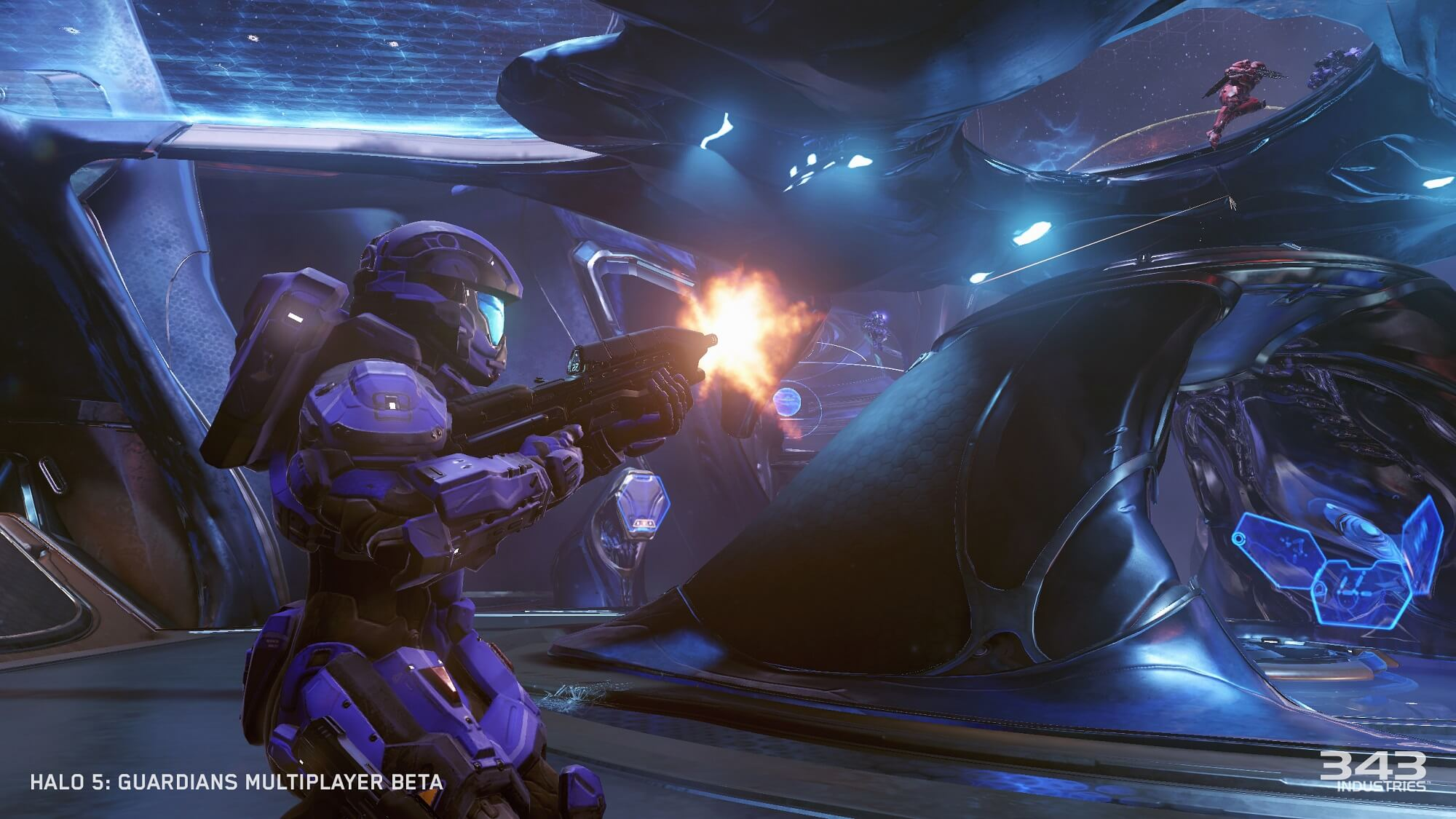 Halo 5: Guardians Screens