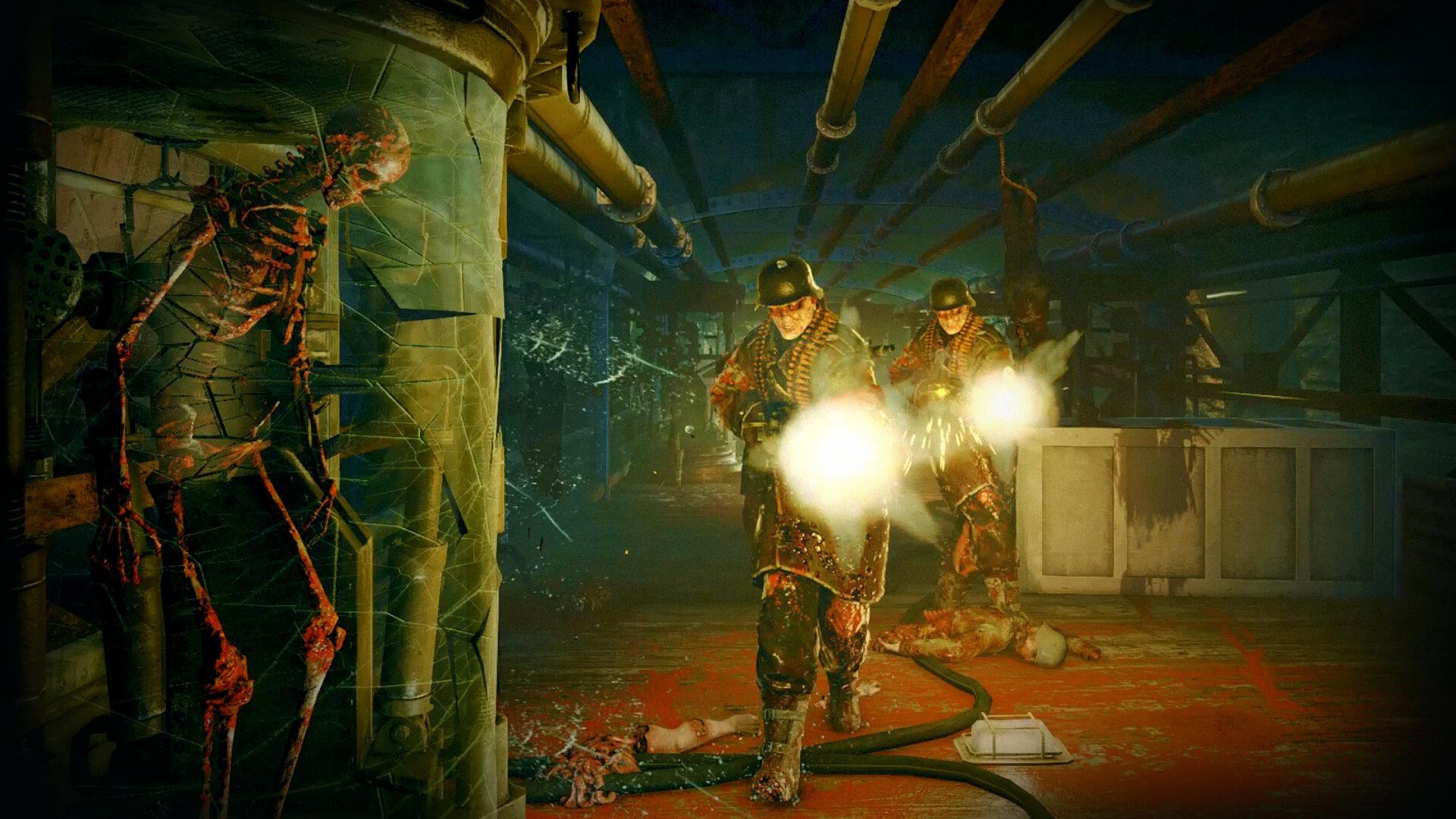 Nazi Zombie Army Trilogy coming to Xbox One
