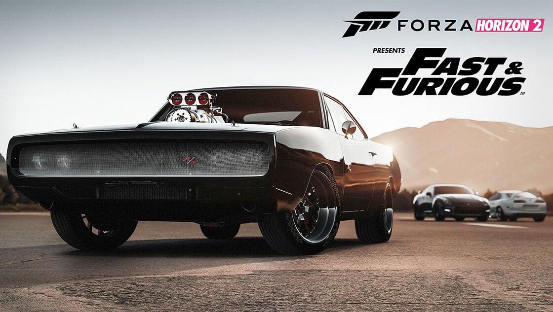 low priced ea7e9 a8f3c Forza Horizon 2 Presents Fast   Furious Announced