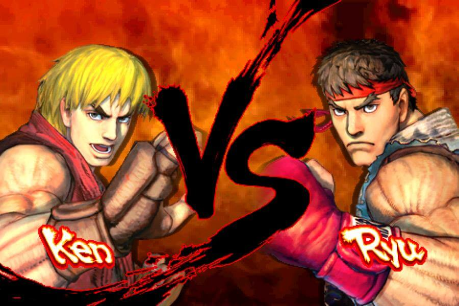 Street fighter victory ii download dubladores