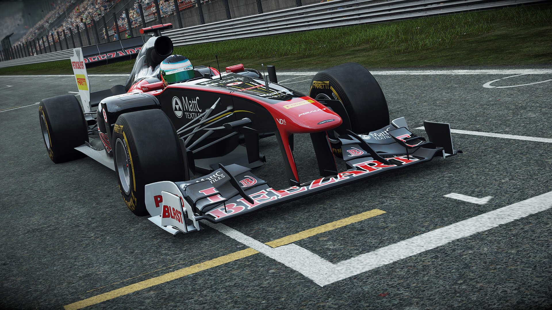 Project Cars Final Car List Revealed