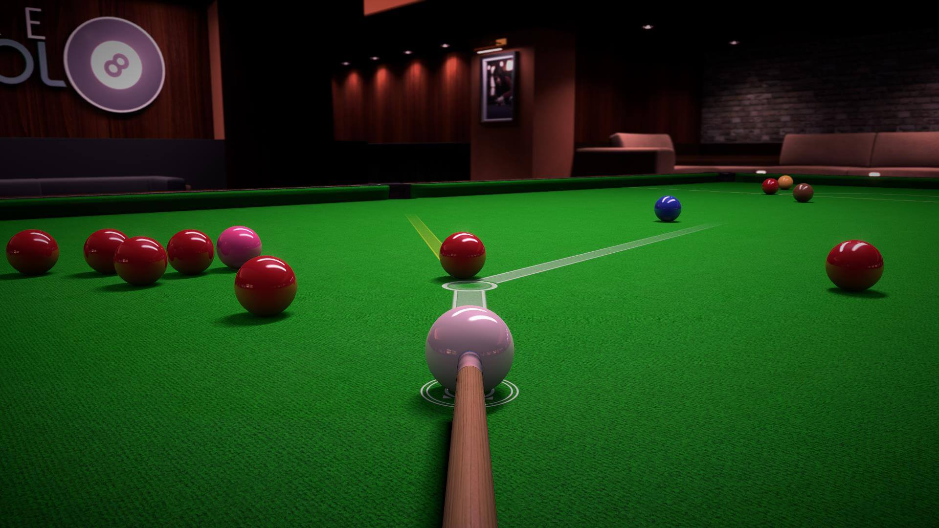 Play Pub Snooker (Game)