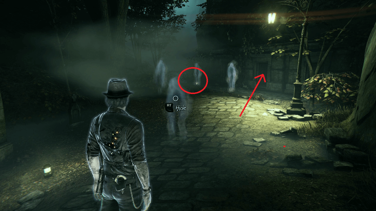 photo How to See Ghosts