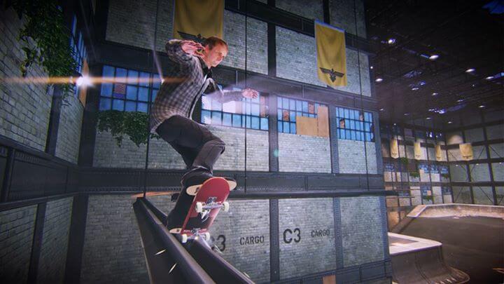 053631a471d New Tony Hawk s Pro Skater 5 Screenshots
