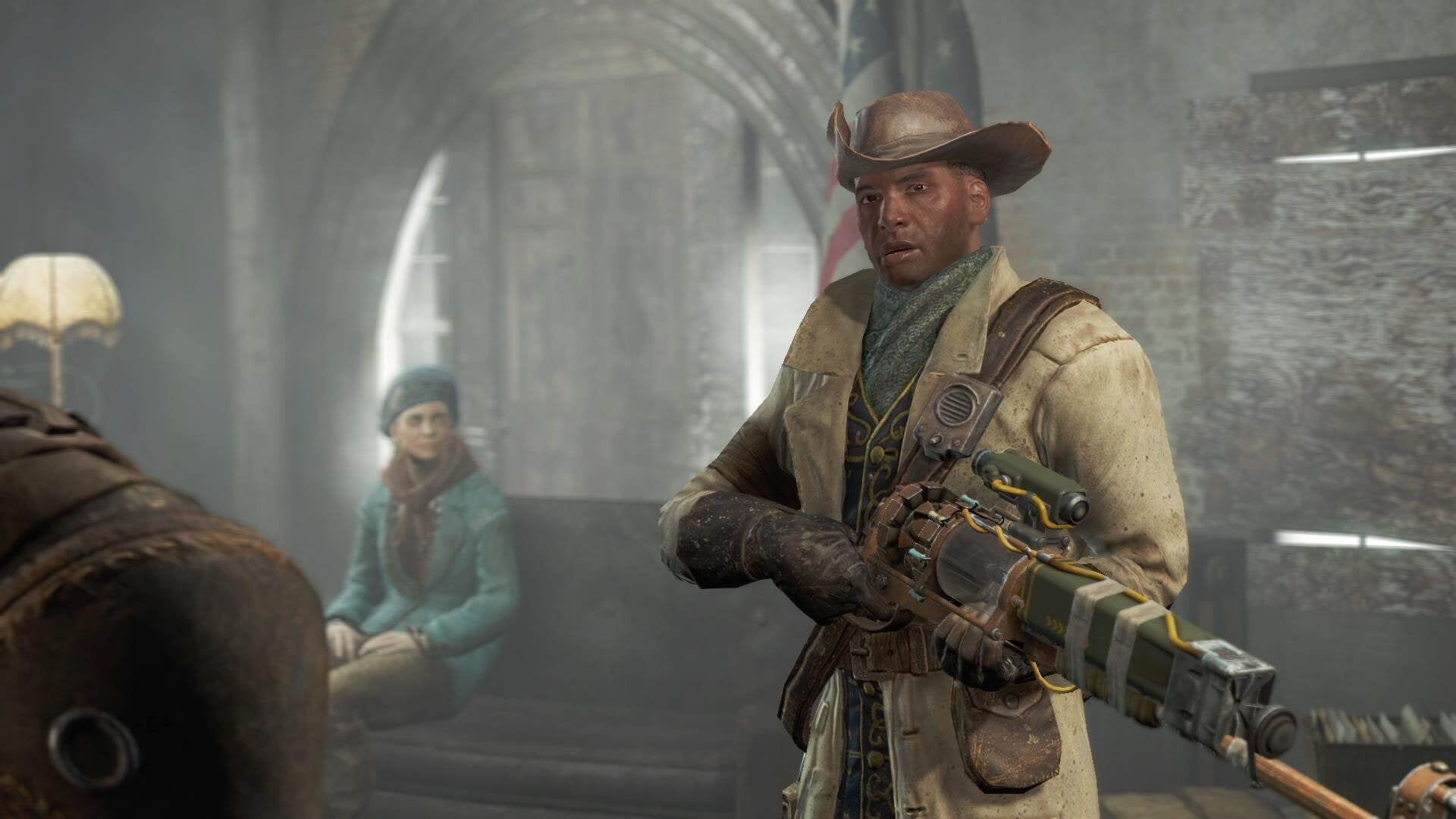 Fallout 4 on Xbox One Can Use PC Mods