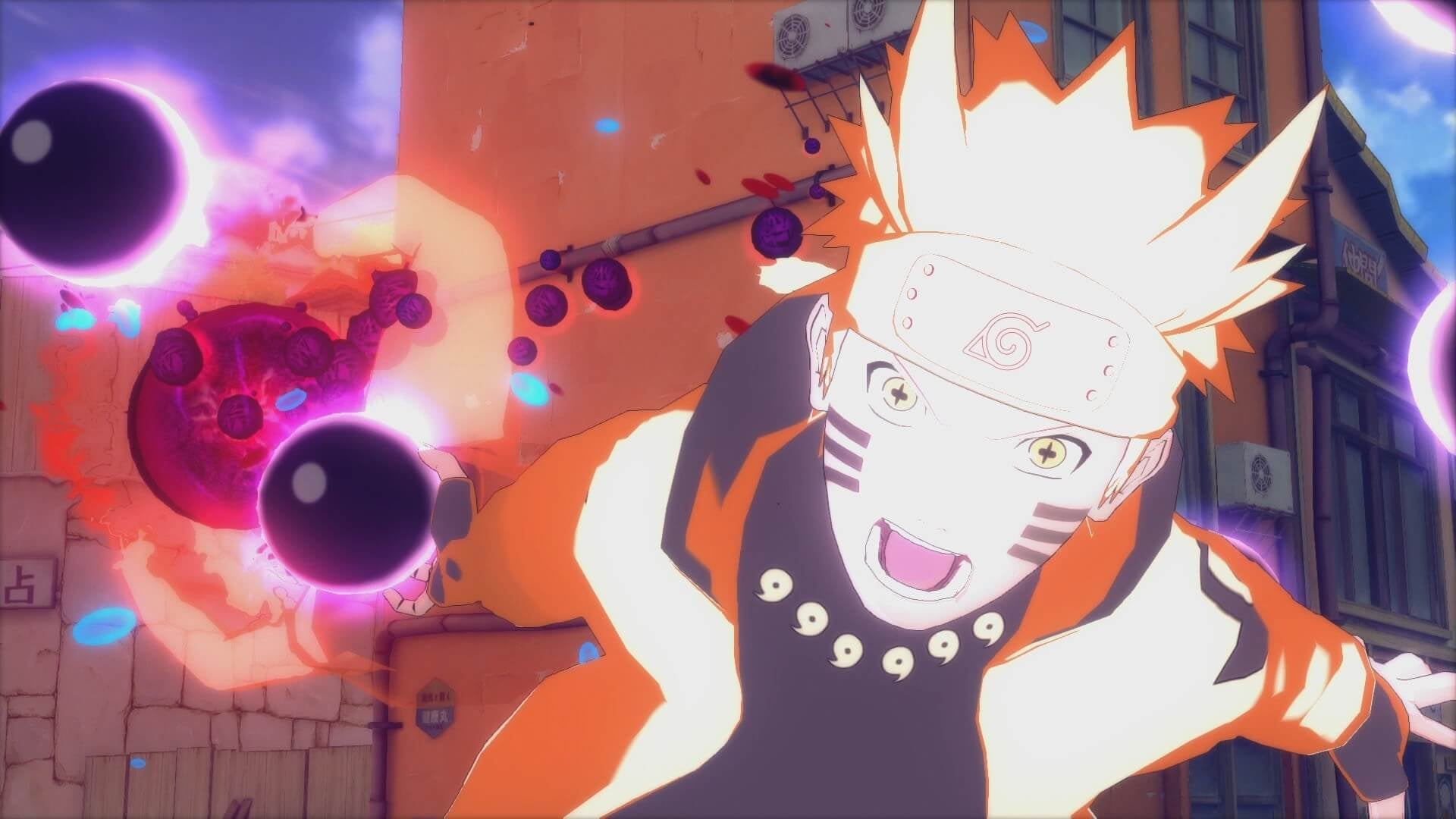 Naruto Shippuden Uns4 Character Screenshots Art