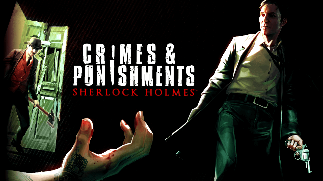 Image result for sherlock holmes crimes and punishments game cover