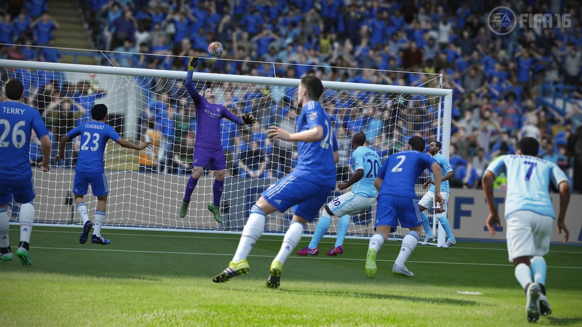 494f8077e Gamescom Manchester City vs Chelsea
