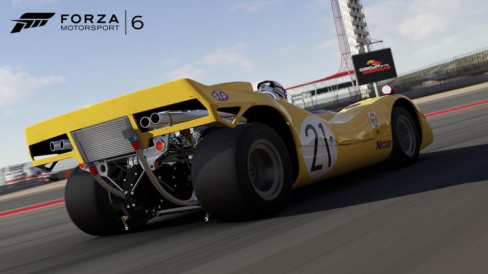 3.0 f6 engine forza 6