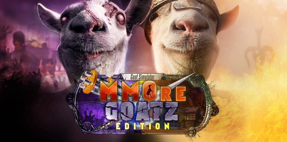 how to get all the goats in goat simulator payday
