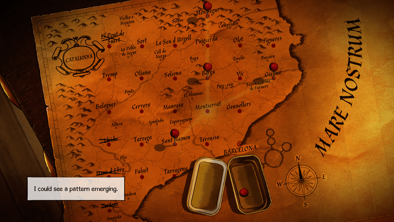 Broken Sword: The Serpent's Curse (Video Game) - TV Tropes