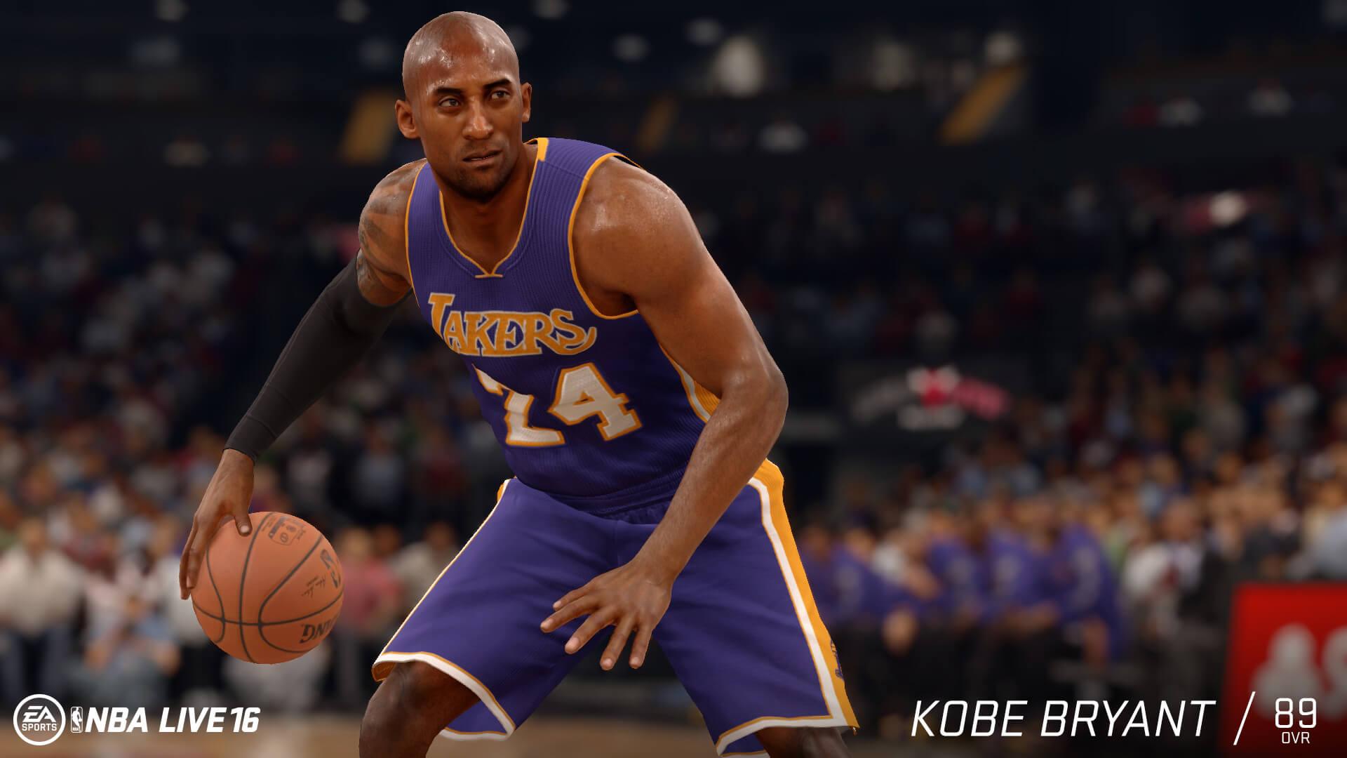 nba live 16 reveals player ratings via screens rh trueachievements com NBA Live 10 NBA Live 16
