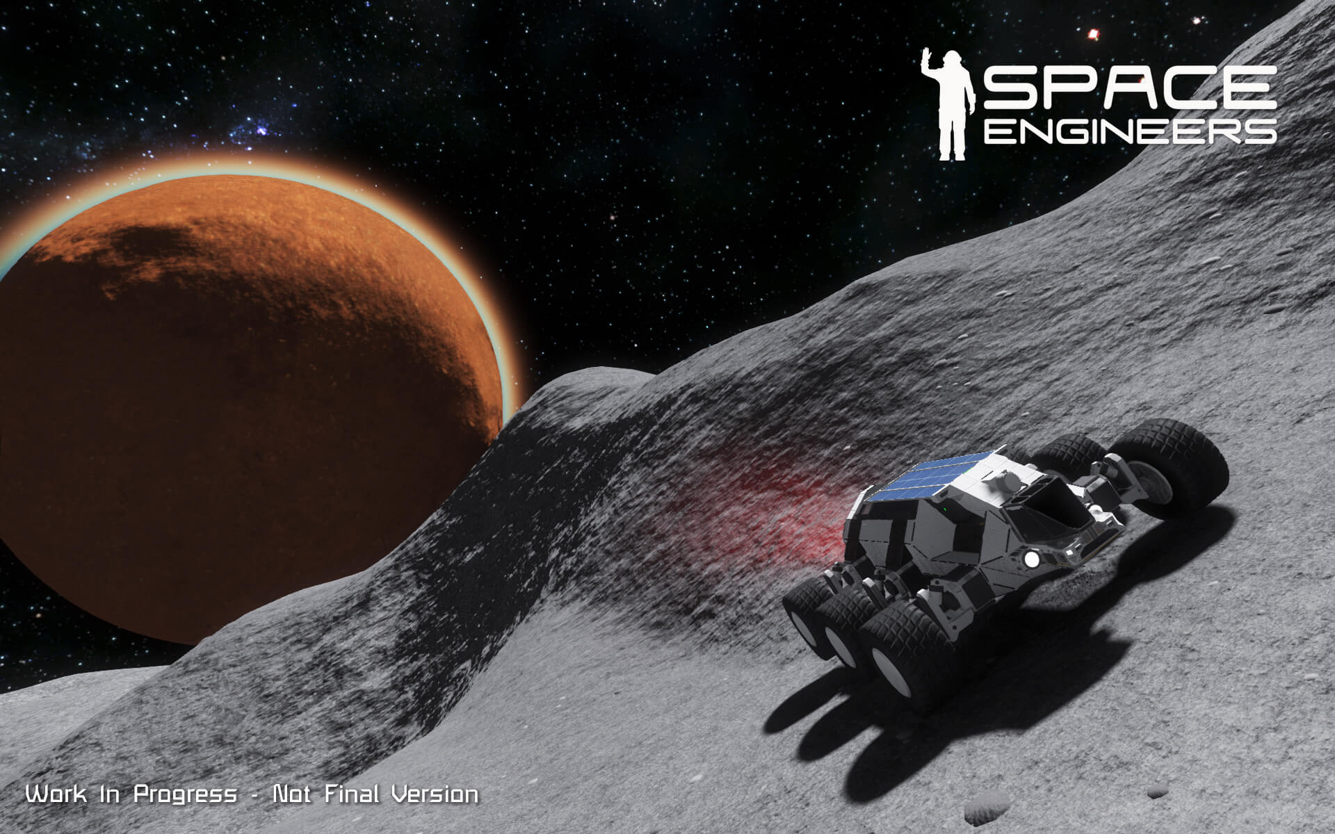 Space Engineers Screens And Video Released
