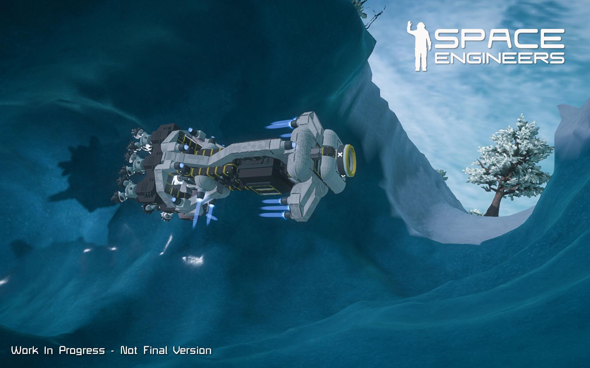 moon base space engineers - photo #30