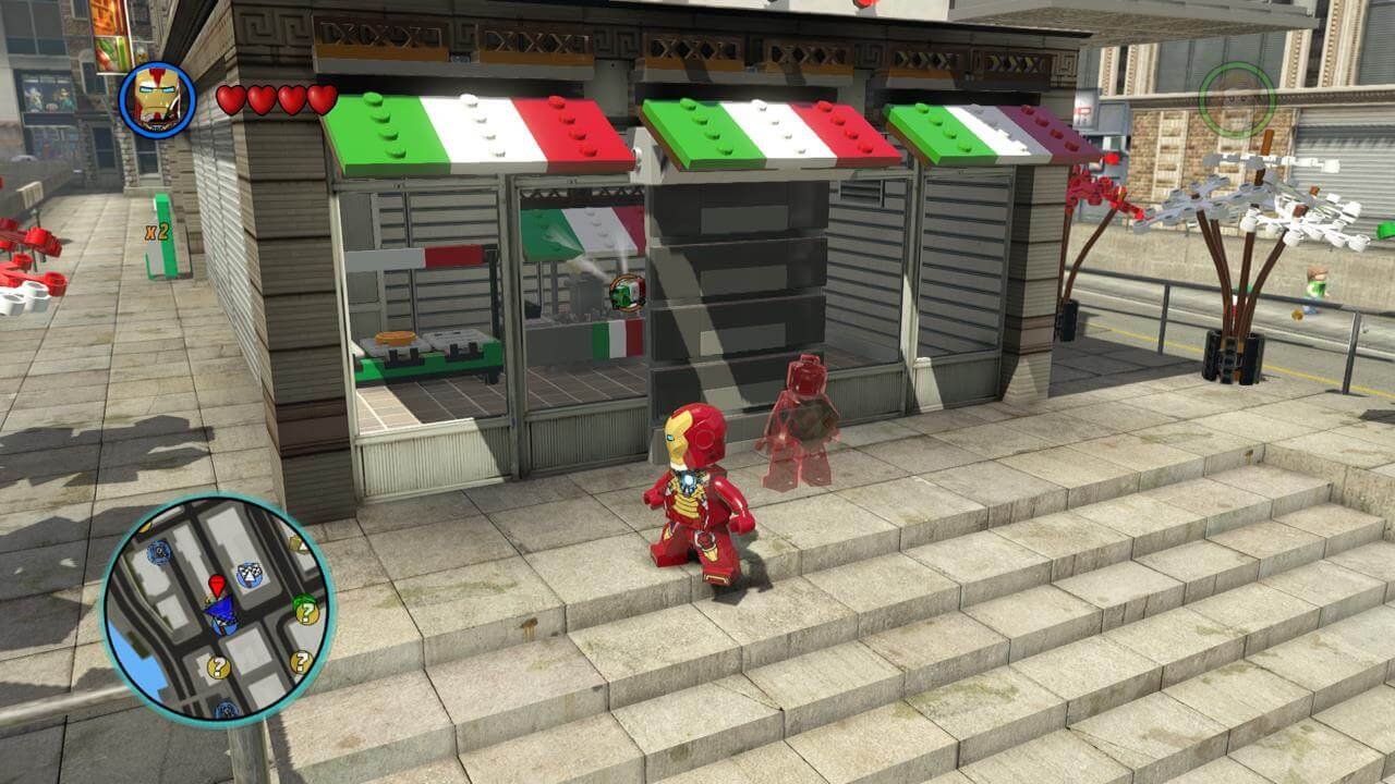 lego marvel superheroes 2 how to find installation code