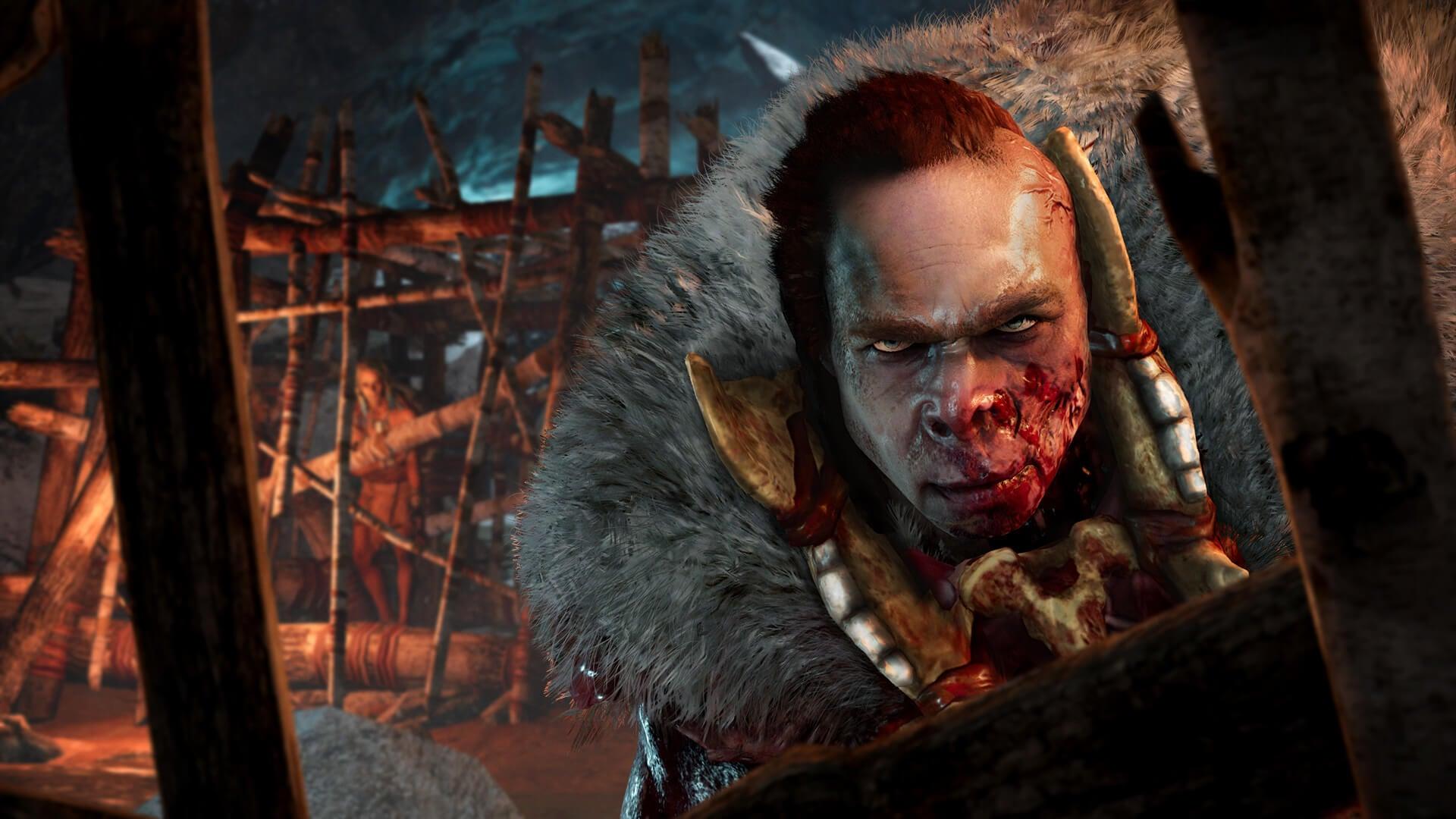 Far Cry Primal New Screenshots Trailers