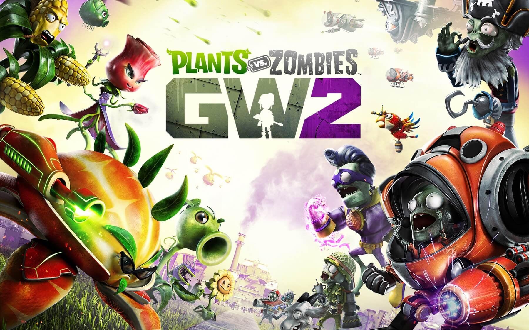 Plants vs  Zombies Garden Warfare 2 New Achievements