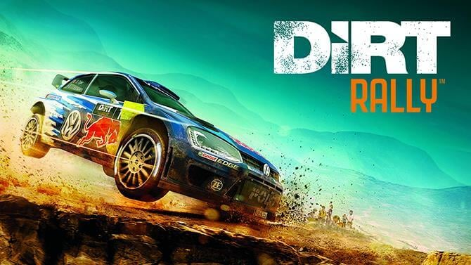 dirt rally hands on preview. Black Bedroom Furniture Sets. Home Design Ideas