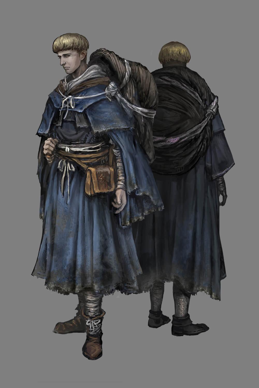 Dark Souls III Concept Art 7