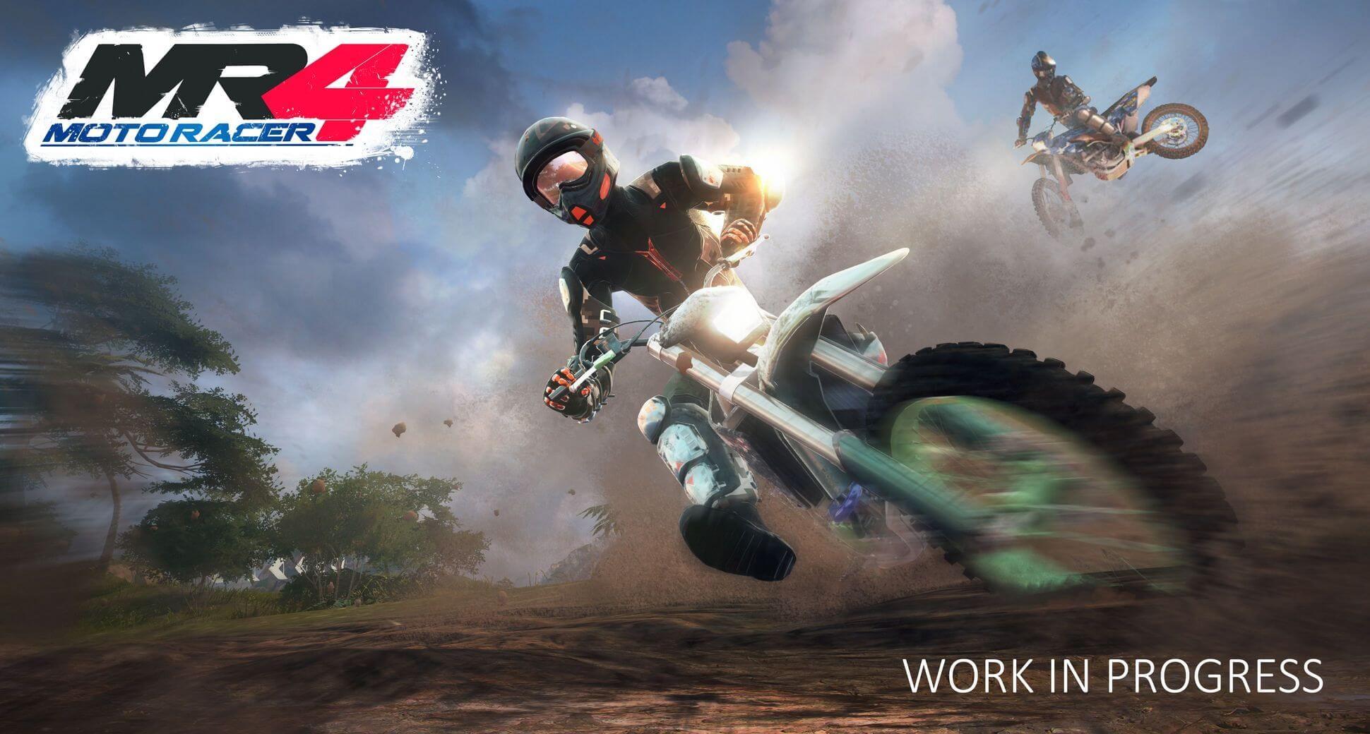 MOTO RACER 4: DEMO disponible!!! en PlayStation 4 › Juegos