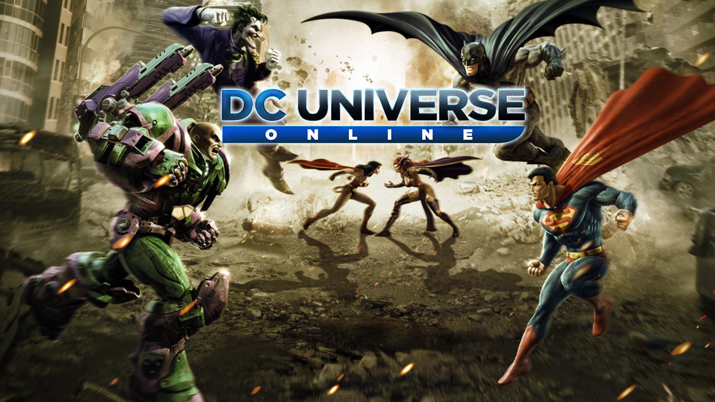 dc universe online review
